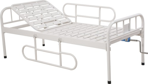 Manual Semi Fowler Backrest Bed 1 Function (Classic)