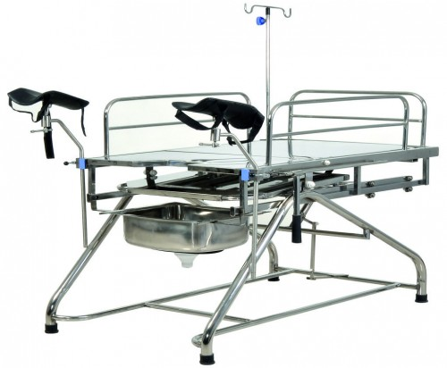 Telescopic Obstetric & Gynaec Table - S.S