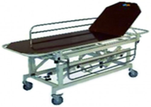 Trauma Care Recovery Trolley (by Screw Mechanism)
