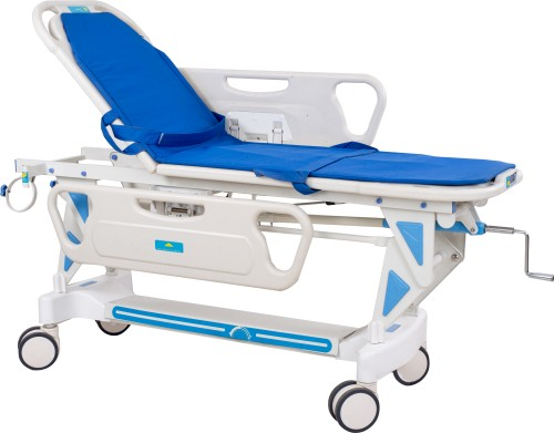 ABS Patient Transfer Trolley