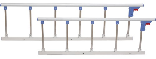 Steel Collapsible Side Rails - 6 pole