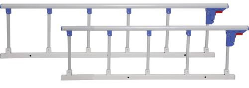 Aluminium Collapsible Side Rails - 6 pole