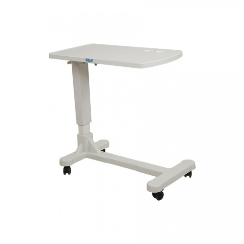 Adjustable Bed Side Table - Gas Spring