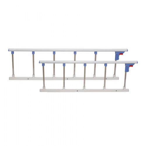 Steel Collapsible Side Rails - 5 pole
