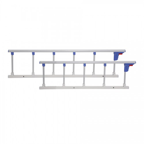 Aluminium Collapsible Side Rails - 5 pole