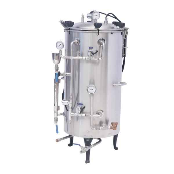 Steam Storage Vertical High Pressure Autoclave
