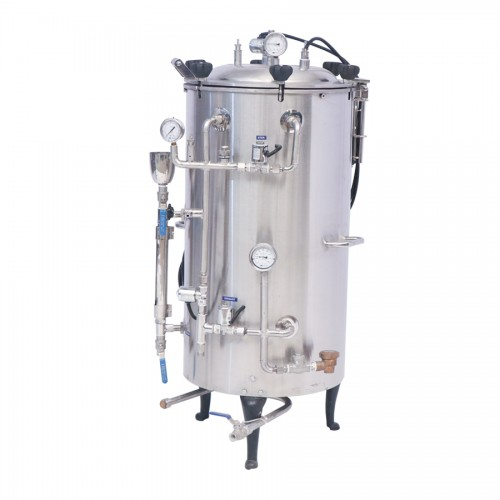 Steam Storage Vertical High Pressure Autoclave