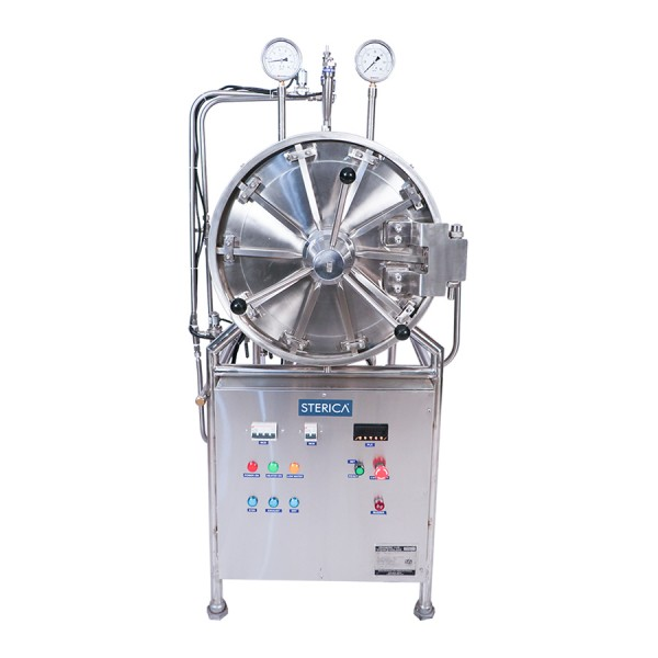 Horizontal Cylindrical High Pressure Autoclave