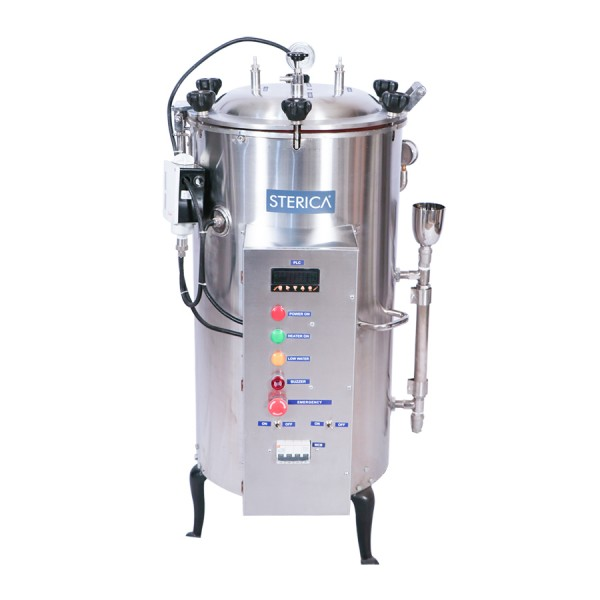 Vertical Autoclave for Lab