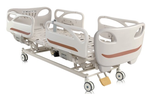 Motorized ICU Bed 5 Function (Excel Plus)