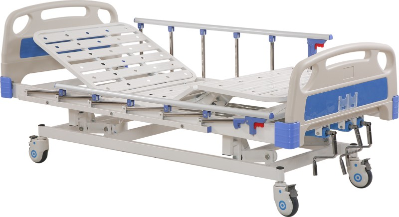 Manual ICU Bed 3 Function (Economy)