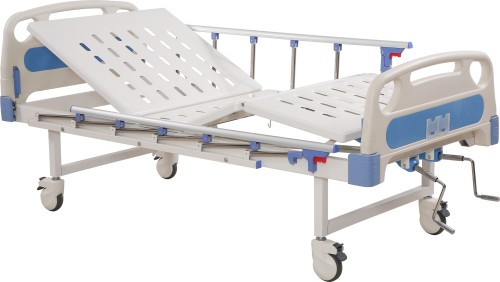 Manual Fowler Bed 2 Function (Deluxe)