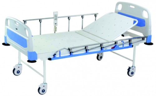 Motorized Semi Fowler Backrest Bed 1 Function (Premium)