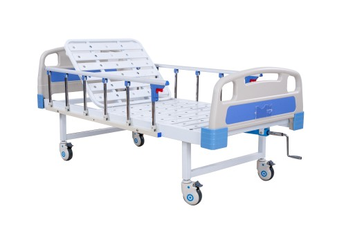 Manual Semi Fowler Backrest Bed 1 Function (Economy)