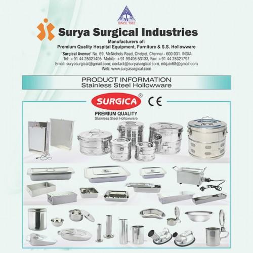 SURGICA - Hospital Hollowware Catalog